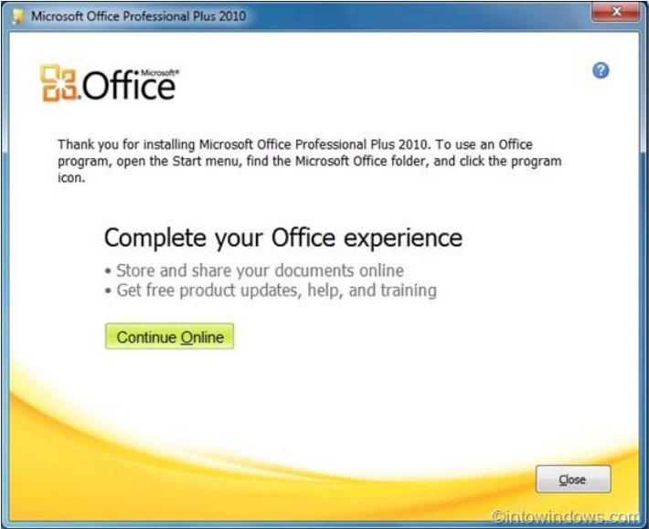 Download and install Microsoft Office 2010 full free for ...