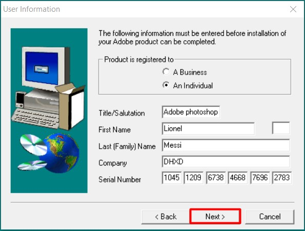 get adobe photoshop license key