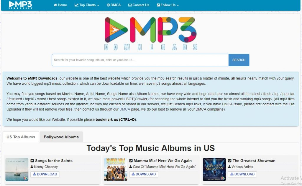 Top 5 best free online mp3 music download sites - TECHFEONE