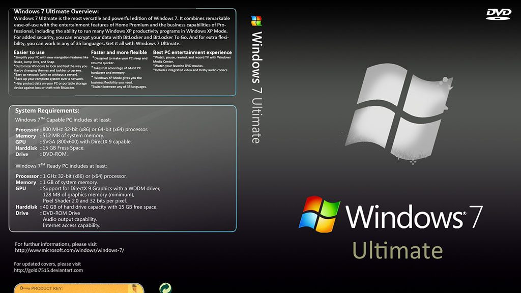 Download Windows 7 Ultimate Full Version Free File Iso 32 64bit Techfeone