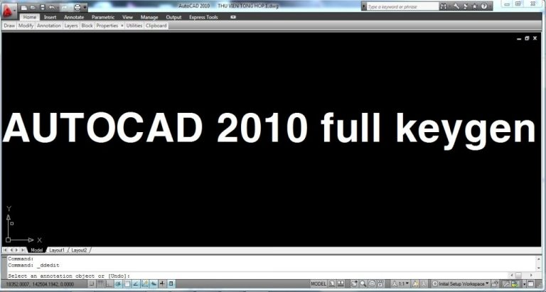 How to download and install autocad 2010 (32+64bit) for free - TECHFEONE